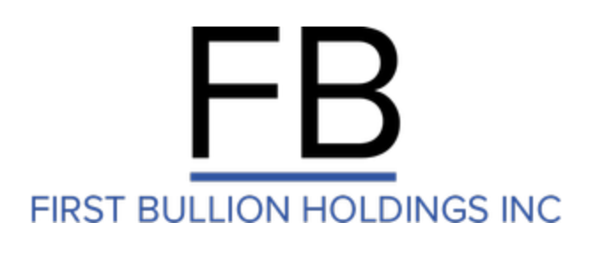 First Bullion Logo